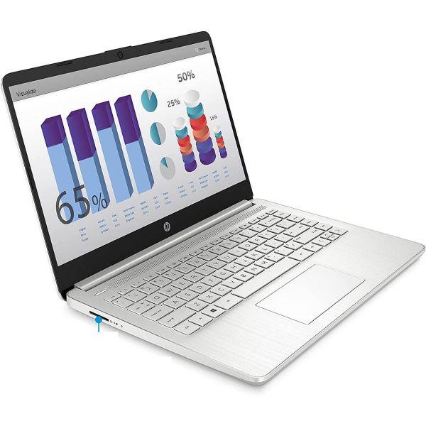 """HP Notebook 14-DQ1059 i5 10th Gen / 8GB RAM / 256GB SSD / 14"""" HD"""